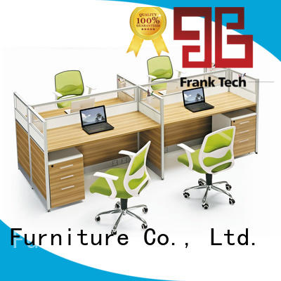 Frank Tech comfortable office workstation open space workstation for bank