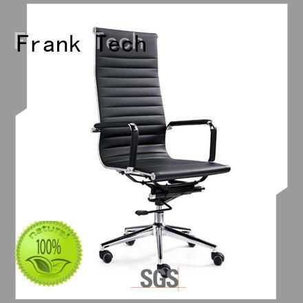 Frank Tech executive leather swivel chair bulk production for hotel
