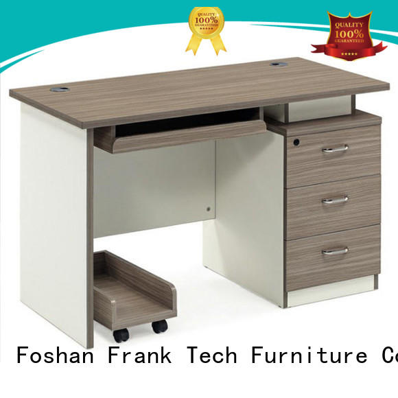 Frank Tech computer modern computer desk China Factory for airport