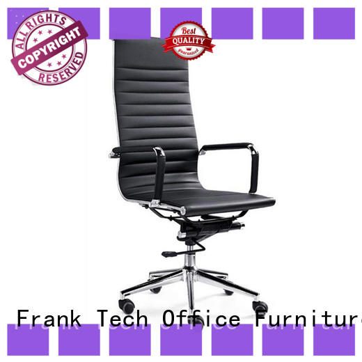 leather desk chair back for home Frank Tech
