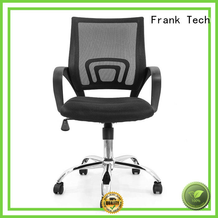 Frank Tech task staff chairs with resists stains for bank