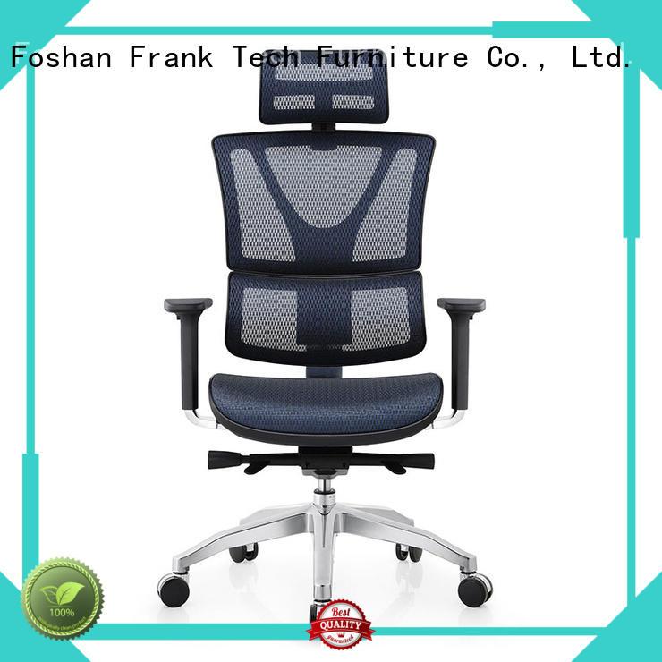 flexible ergonomic office chair back bulk production for bank