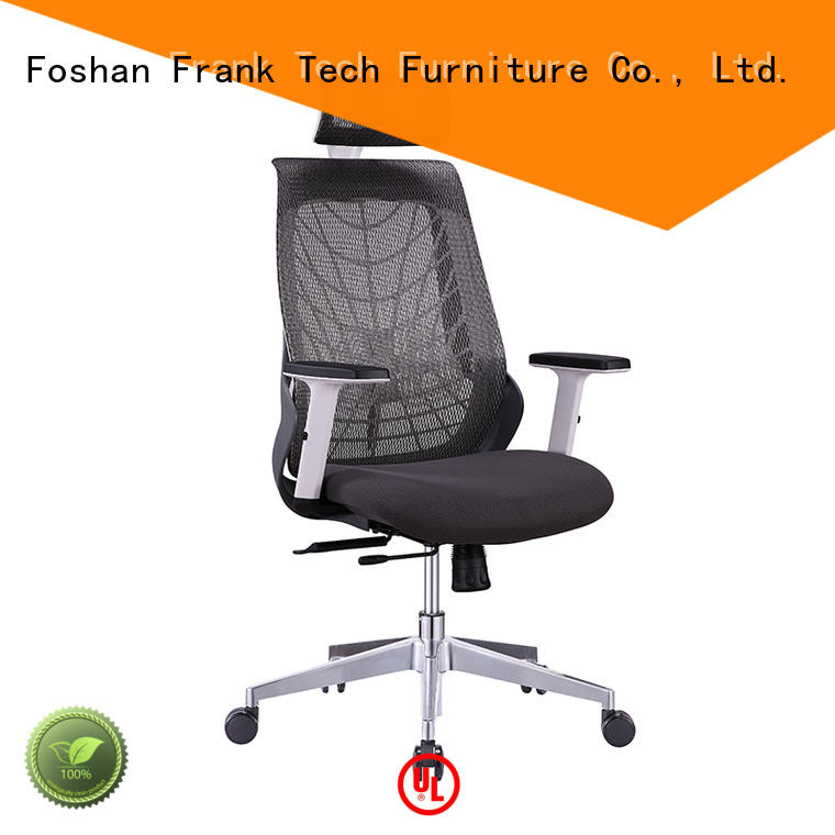Frank Tech frank mesh chair China Factory for workers