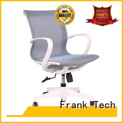 Plastic Frame Full Mesh Swivel Office Chair for Home Office