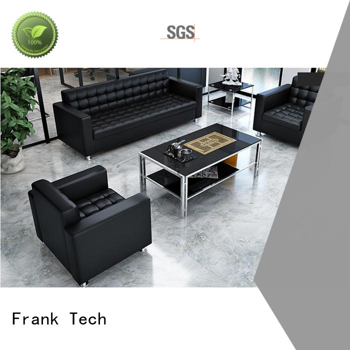 Frank Tech complete Executive office sofa set colors exchangeable