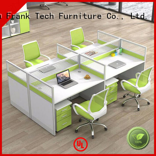 Frank Tech wooden office workstations cubicles from manufacturer for school