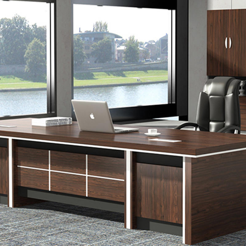 Modern Design Boss Office Desk Factory Design Director Office Table Executive Office Desk