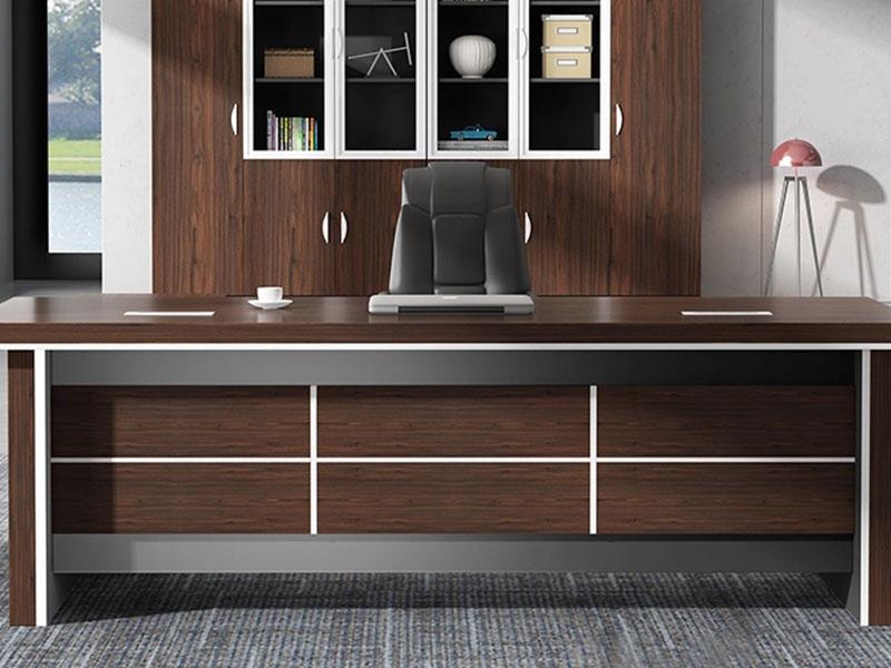Modern Design Boss Office Desk Factory Design Director Office Table Executive Office Desk-5