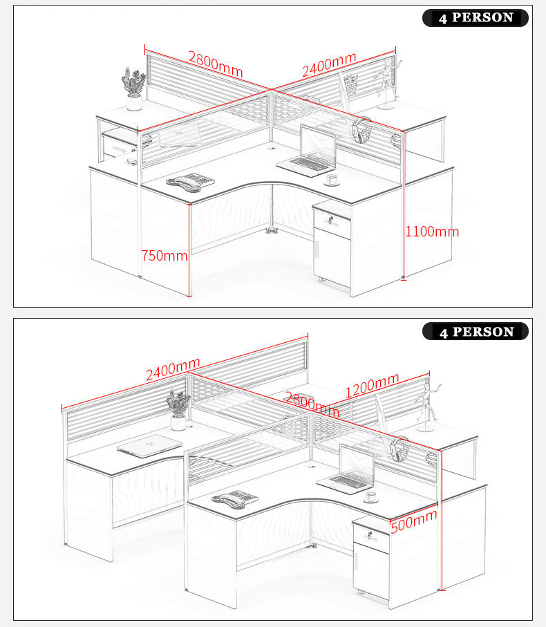 seaters office workstation design bulk production for school Frank Tech