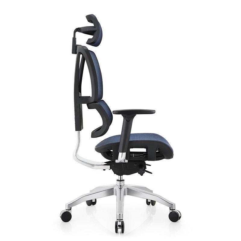 Aluminum Adjustable Mesh Ergonomic Executive Chair AD-806