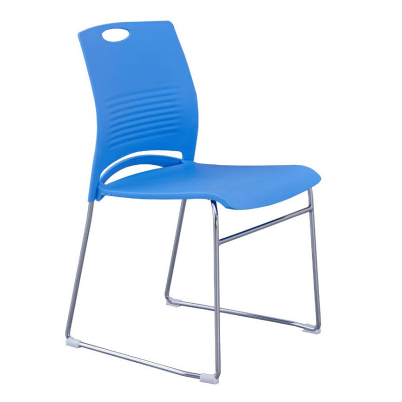 Stacking Plastic Conference Room Training Chair-4