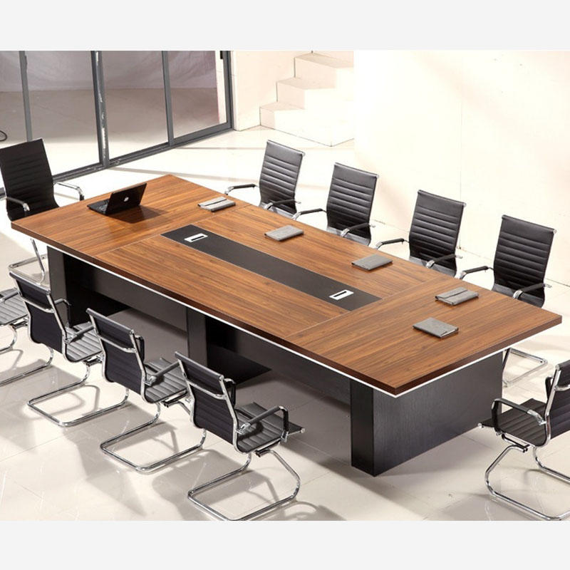 Foshan Furniture High Quality Modern Conference Room Table Meeting Table For Conference Office Meeting Desk Furniture FK-CT01