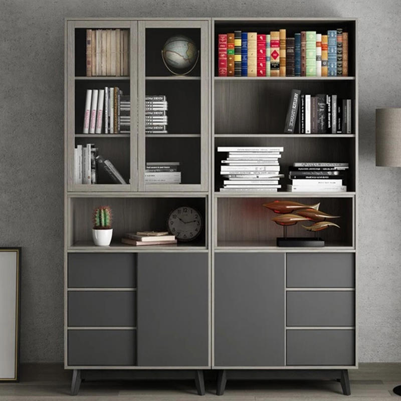 New Design Filing Cabinet Drawer Dividers Office Furniture Modern Storage Cabinet Wooden Office Filing Cabinet FK-FC02