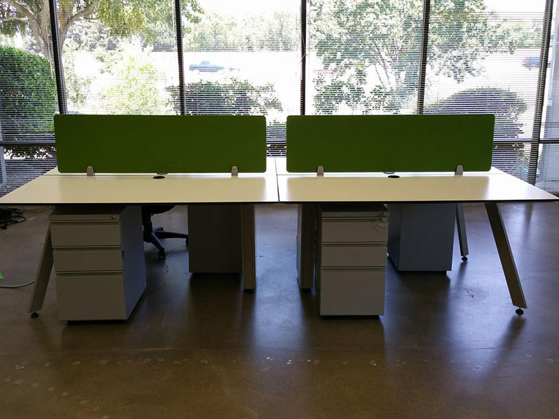 Engineering project reference that Frank Tech Furniture can do-Workstation