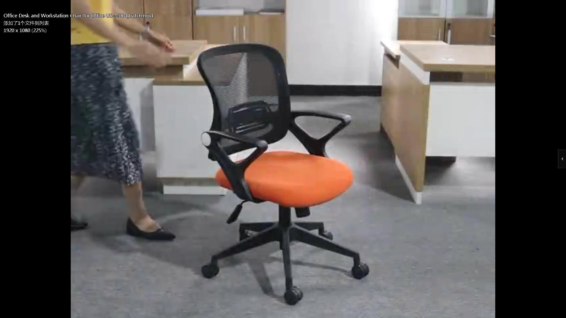 Office Desk and Workstation Chair for Office US-M004
