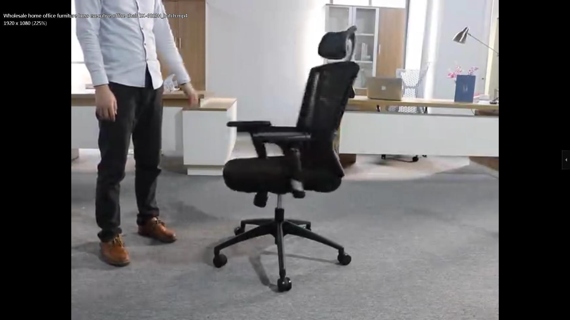 Wholesale home office furniture boss executive office chair SK-6013H