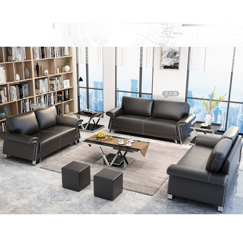 Frank Tech high class fabric office furniture sofa in various Combination for hospital-4