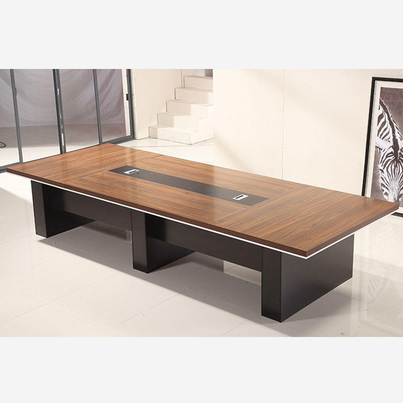 person meeting room table office for bank Frank Tech