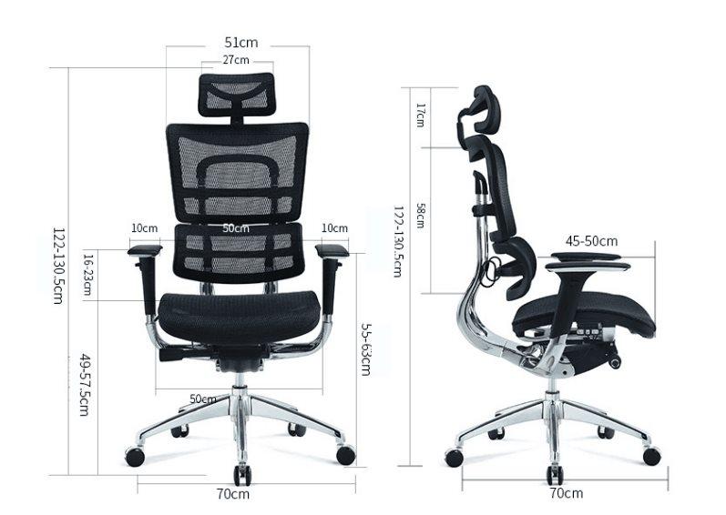 Multifunctional comfortable ergonomic office  executive swivel chair-5