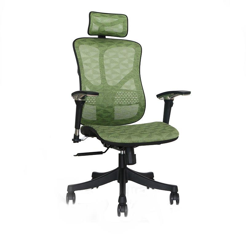 Reclining Mesh Office Chair Luxury Ergonomic Office Chair