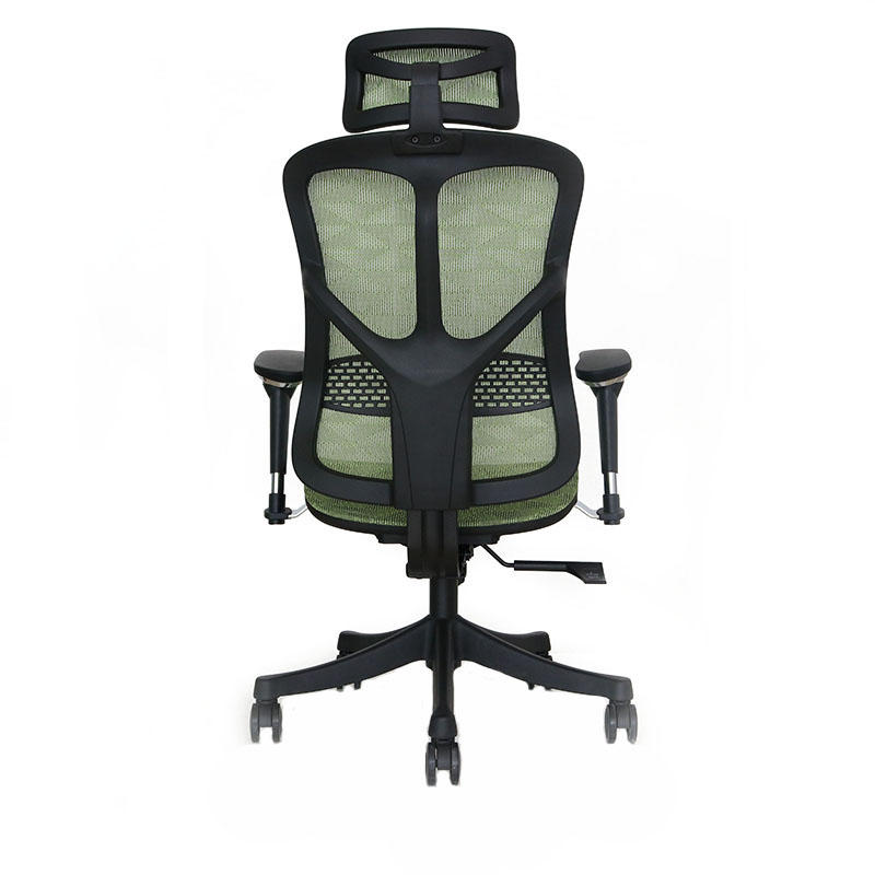 Reclining Mesh Office Chair Luxury Ergonomic Office Chair