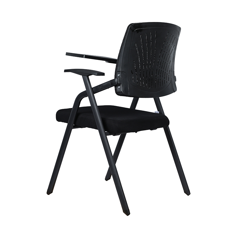 Foldable Mesh Upholstered Nesting Chair Conference Room Chair-4