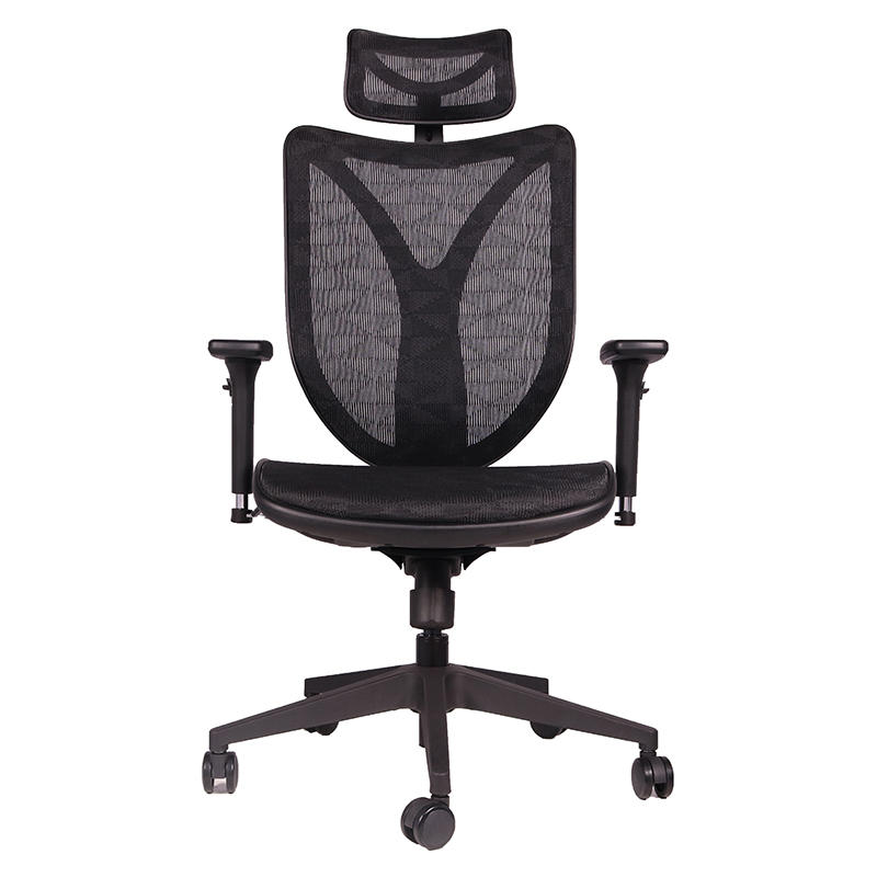 Frank Tech High End Ergonomic Office Chair Comfortable High Back Mesh Chair