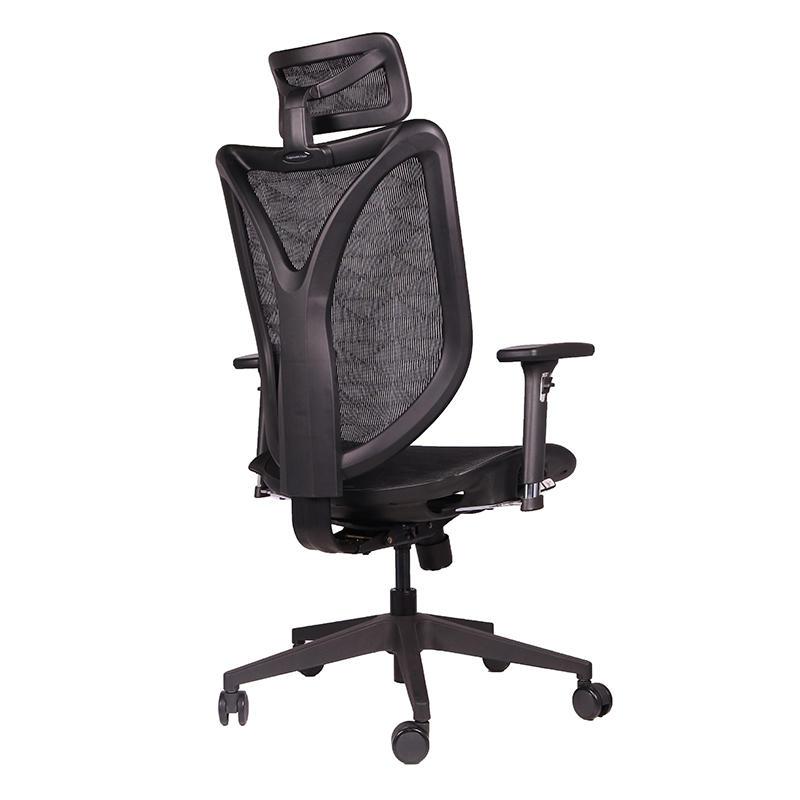 high back ergonomic office chair bulk production for airport Frank Tech