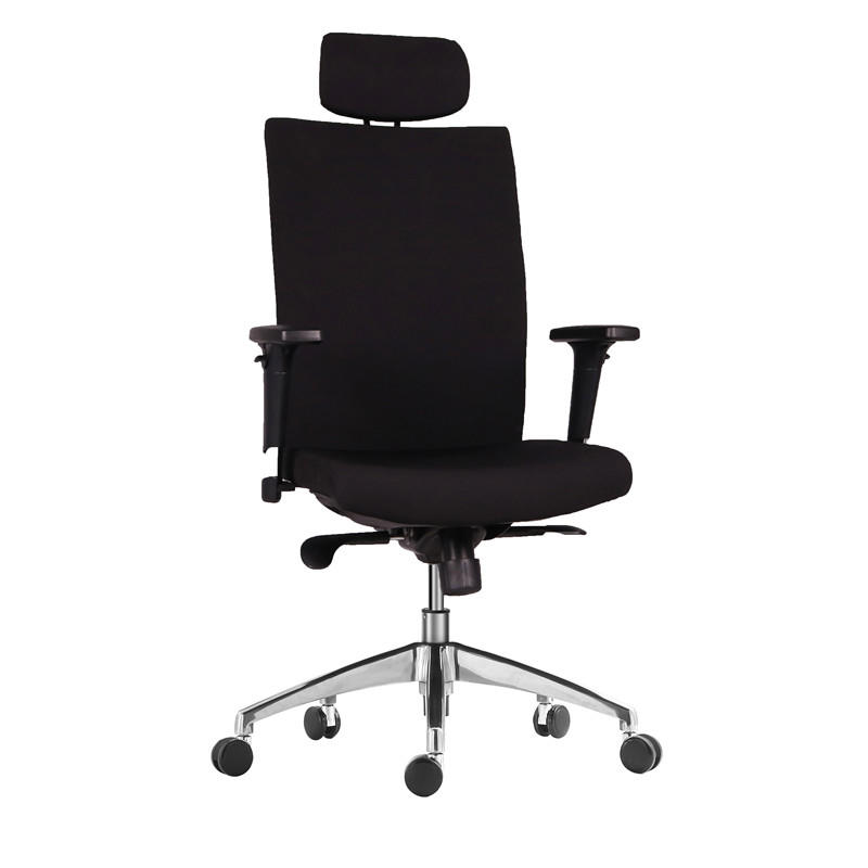 leather executive office chair breathing for workers Frank Tech