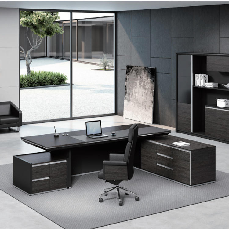 High Quality Modern Executive Office Desk Wooden Office Table Design
