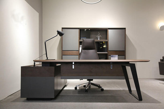 Match different style of office furniture