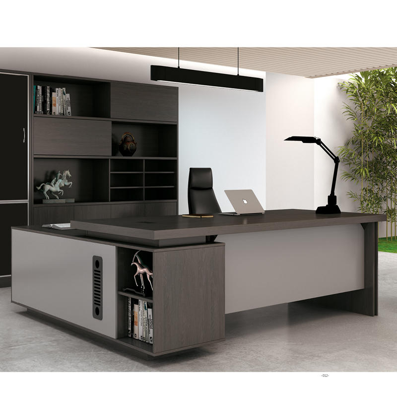 Commercial Furniture Modern Office Desk Custom Working Table Executive Office Desk