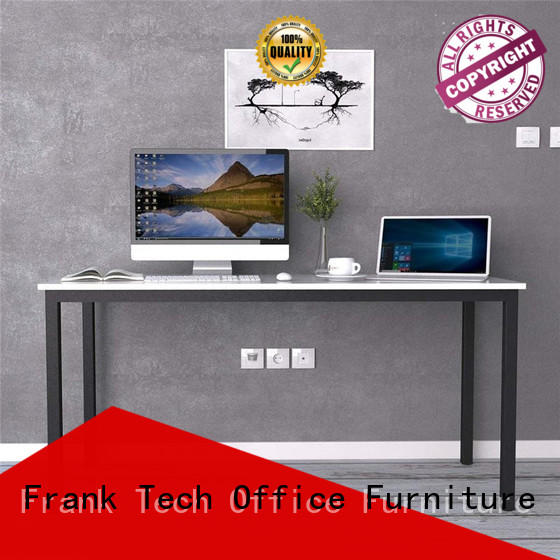 drawer wood office desk China Factory for hotel Frank Tech