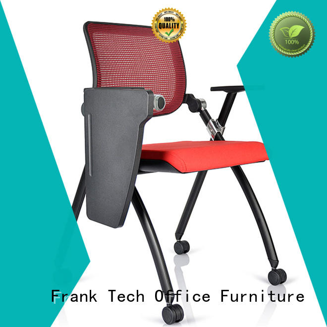 Frank Tech simple design training room chairs from manufacturer for hotel