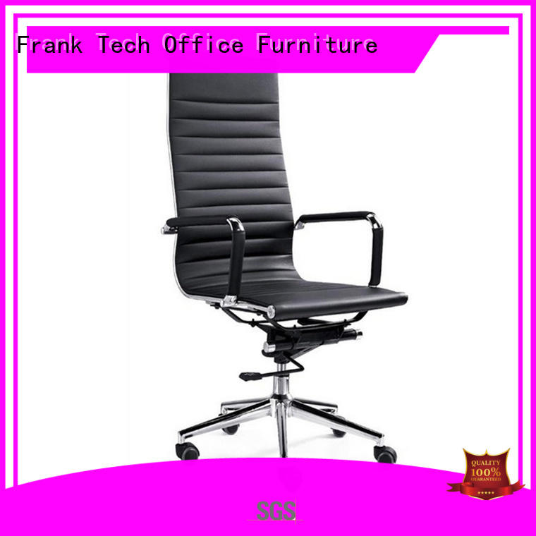Frank Tech back leather office chair free quote for hotel
