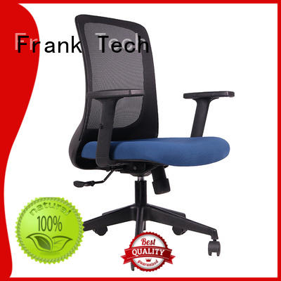 superior mid back mesh chair by Chinese manufaturer for box Frank Tech