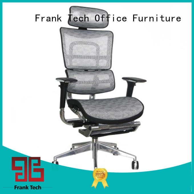 Frank Tech mesh ergonomic computer chair bulk production for hotel