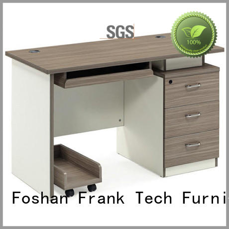 executive wooden office table free quote for school Frank Tech