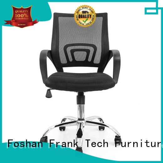 adjustable design wooden office chair task at discount for bank