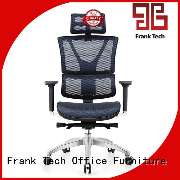 Frank Tech Multifunctional ergonomic office chair with resists stains