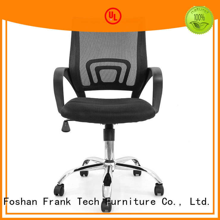 Frank Tech hot-sale wooden office chair at discount