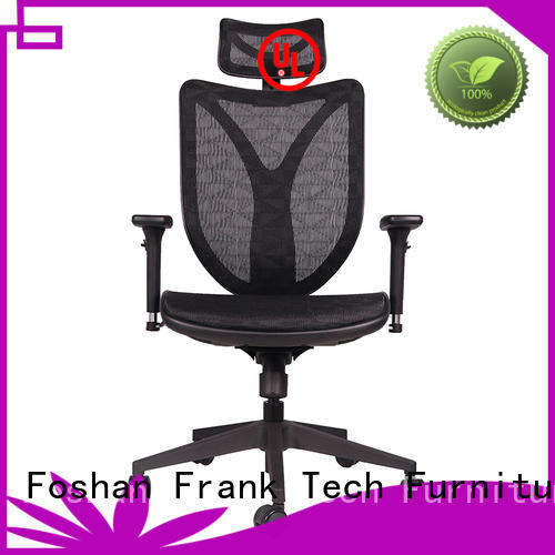 Frank Tech executive ergonomic chairs with sophisticated look for bank
