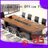 Frank Tech Brand conference standing meeting table wooden supplier