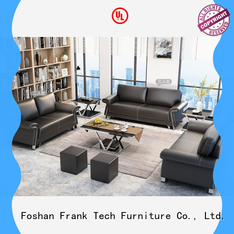 Frank Tech comfortable office couches Aluminum Base