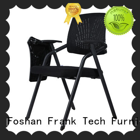 Foldable Mesh Upholstered Nesting Chair Conference Room Chair