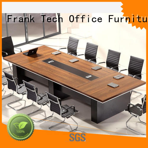 new-arrival conference room table rectangular bulk production for airport