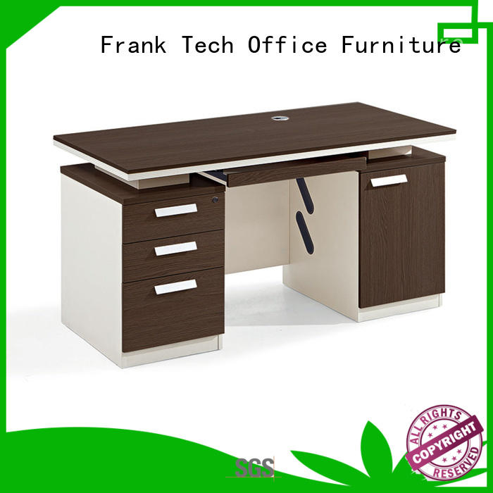 Frank Tech Luxury adjustable computer desk for wholesale