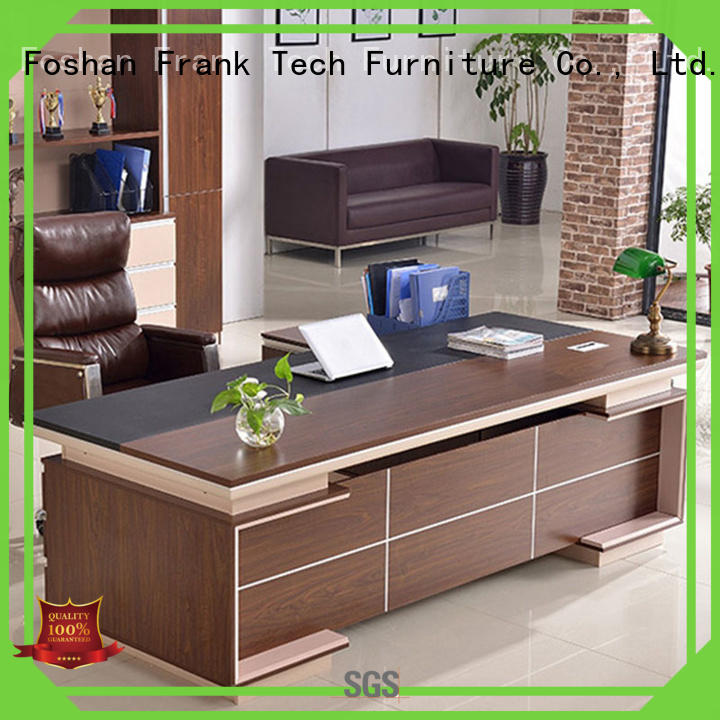 high class fabric office table online tech bulk production for hotel