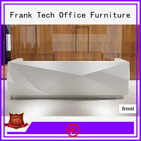 Frank Tech modern designs office reception table office workstation