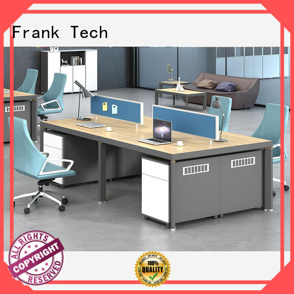 Frank Tech modern designs office partition design Aluminum Base for office